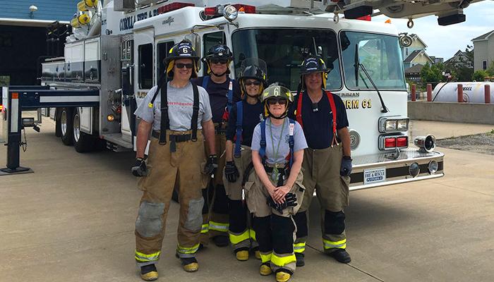 Corolla Fire & Rescue Squad
